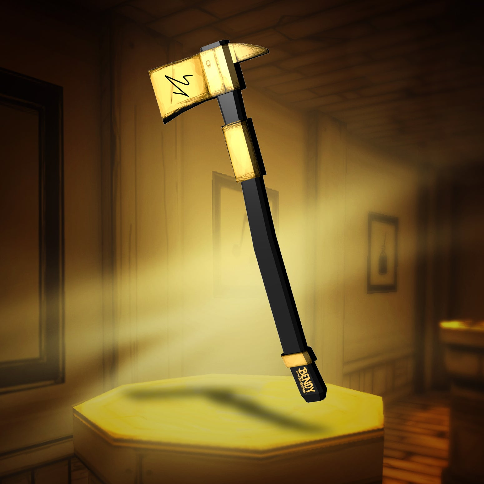 Bendy Axe