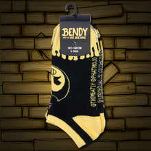 Bendy No-Show Socks - Set 2 (5-Pack)