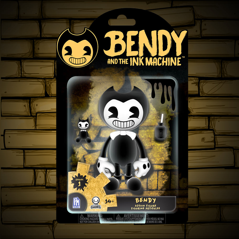 Bendy Action Figure