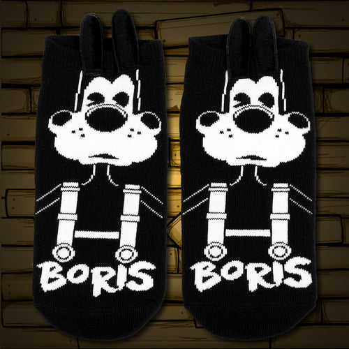 Boris the Wolf 3D Socks (1-Pack)