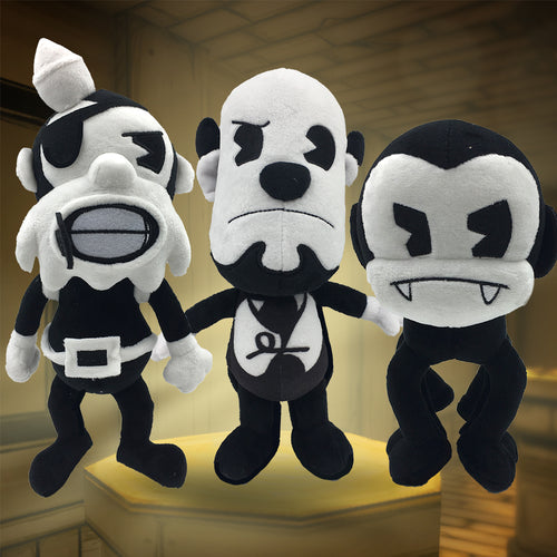 The Butcher Gang Plush Bundle - Barley, Charley and Edgar