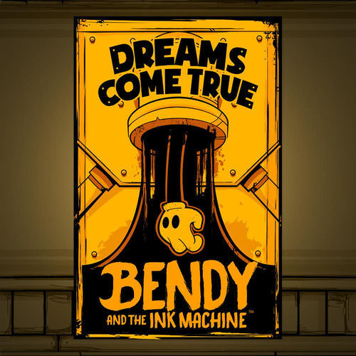 accessories bendy and the ink machine official store