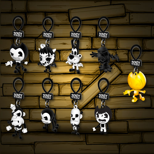 Barley Plush Bendy and the Ink Machine  The Butcher Gang