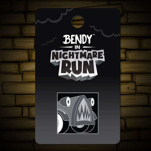Nightmare Run - Death and Taxis Lapel Pin