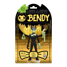 Ink Bendy Glow-in-the-Dark Action Figure - Dark Revival