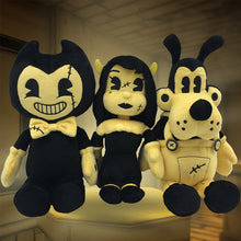 Heavenly Toys Beanie Plush Bundle - Bendy, Alice & Boris
