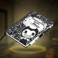 Bendy Journal with Pen