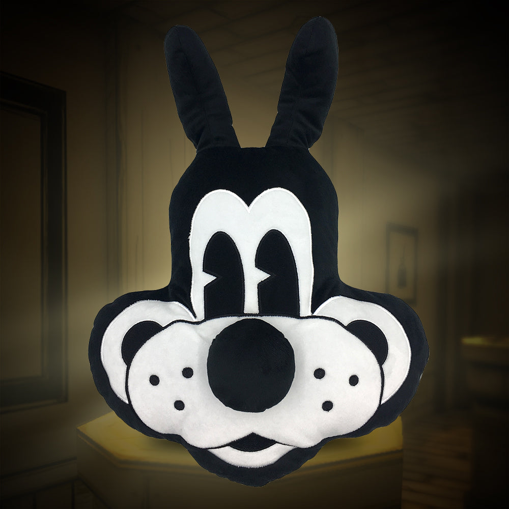 Boris The Wolf Plush Pillow Bendy And The Ink Machine