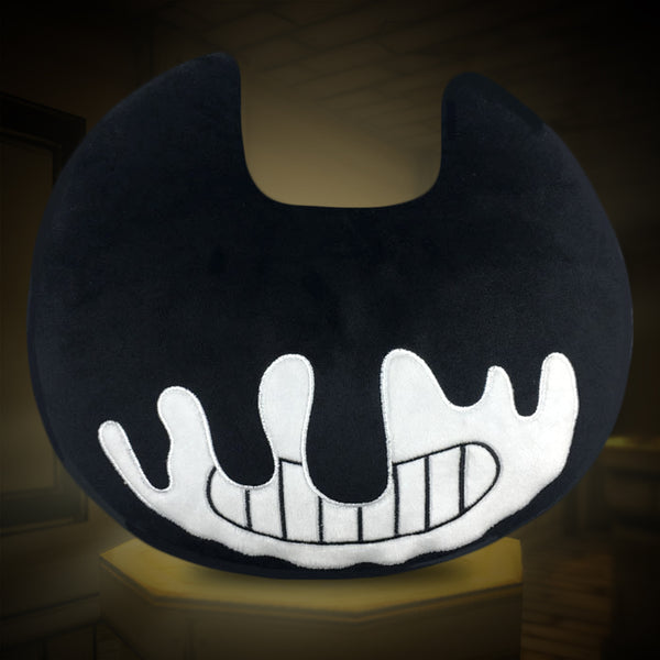 Ink Bendy Plush Pillow