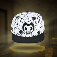 Bendy Logo Snapback Hat
