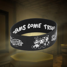 Bendy Dreams Come True Rubber Bracelet