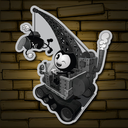 Nightmare Run - Soup Gone Bad Sticker