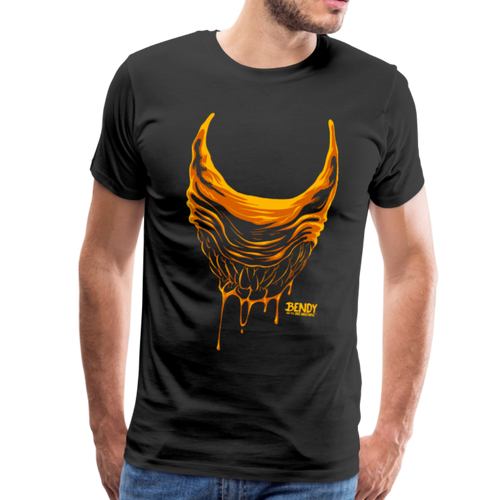Beast Bendy T-Shirt - black