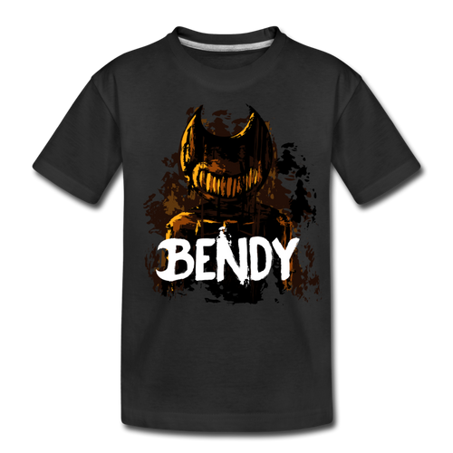 Boris and the Dark Survival - Survive Bendy T-Shirt - black