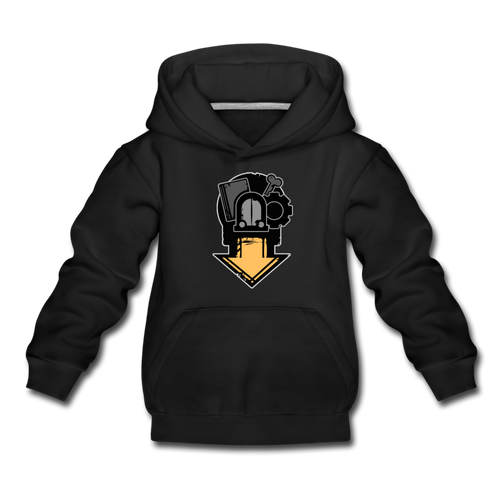 Boris and the Dark Survival - Scavenger Hoodie - black
