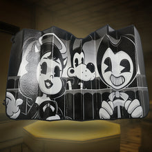 Bendy and the Ink Machine Sunshade