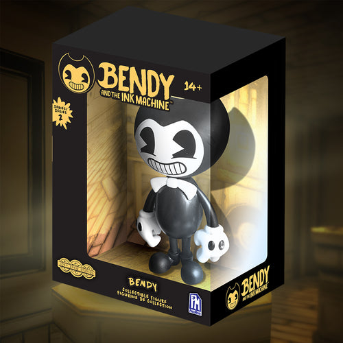 Bendy Vinyl - White Edition