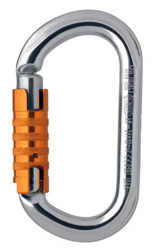 OK H-Frame Carabiner Oval TRIACT-LOCK