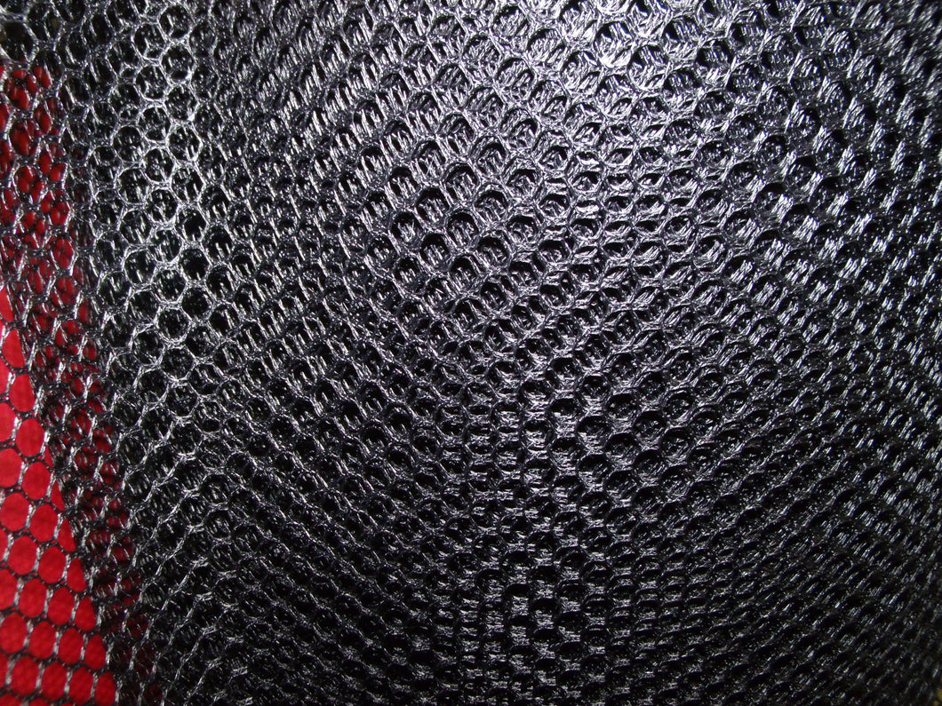 7 MM BLACK POLYESTER MESH