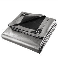 HEAVY DUTY SILVER POLY TARP