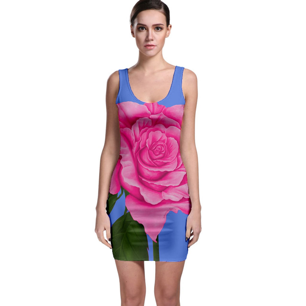 Roses Collections Bodycon Dress