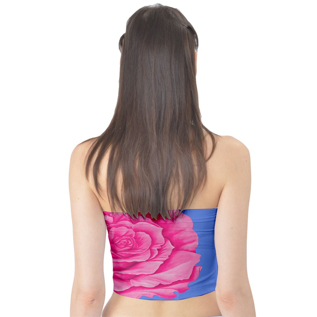 Roses Collections Tube Top