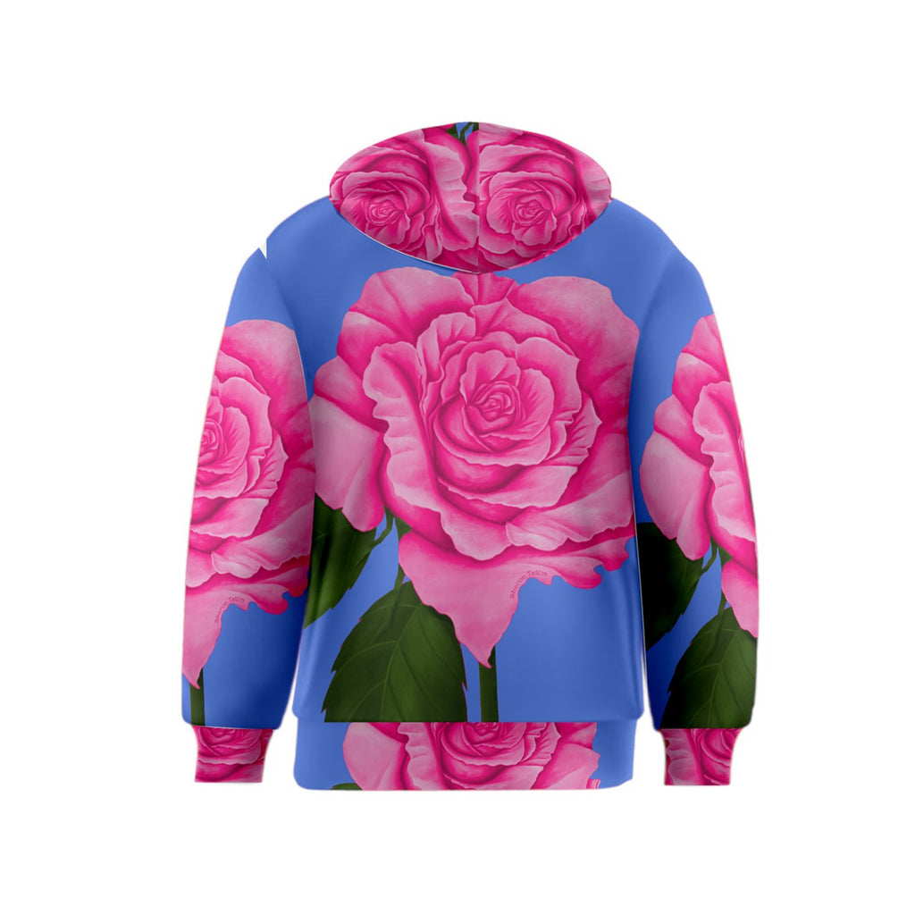 Roses Collections Kids' Pullover Hoodie