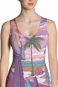 Sharon Tatem Fashion Melissa Collection Tank Top - Sharon Tatem Fashions