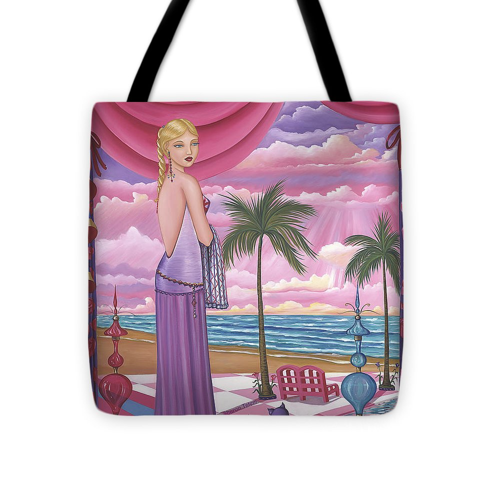Melissa - Tote Bag - Sharon Tatem Fashion