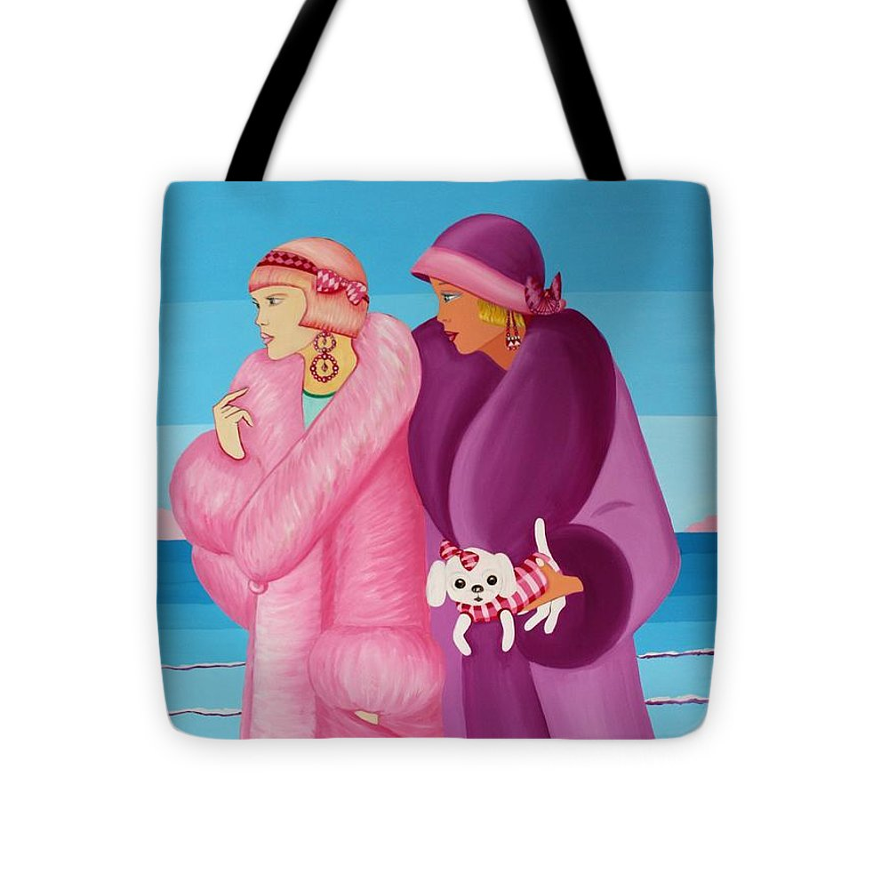 Palm Beach Days  - Tote Bag