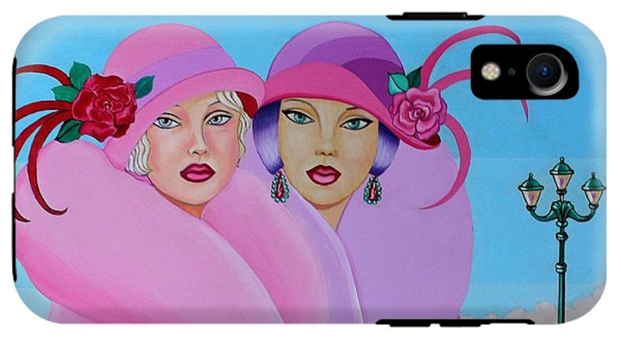 Palm Beach Pink Ladies Face Mask