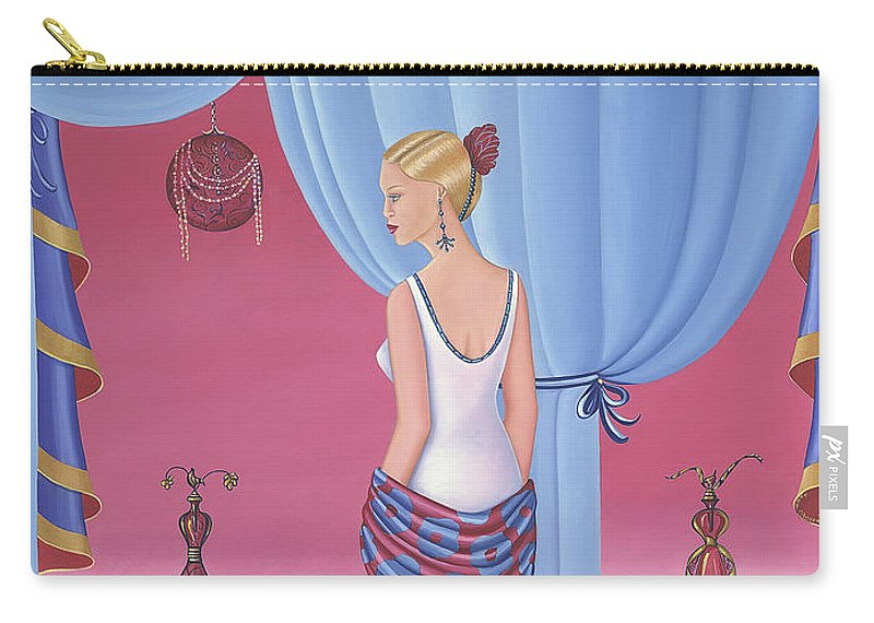 Perfume - Carry-All Pouch - Sharon Tatem Fashion