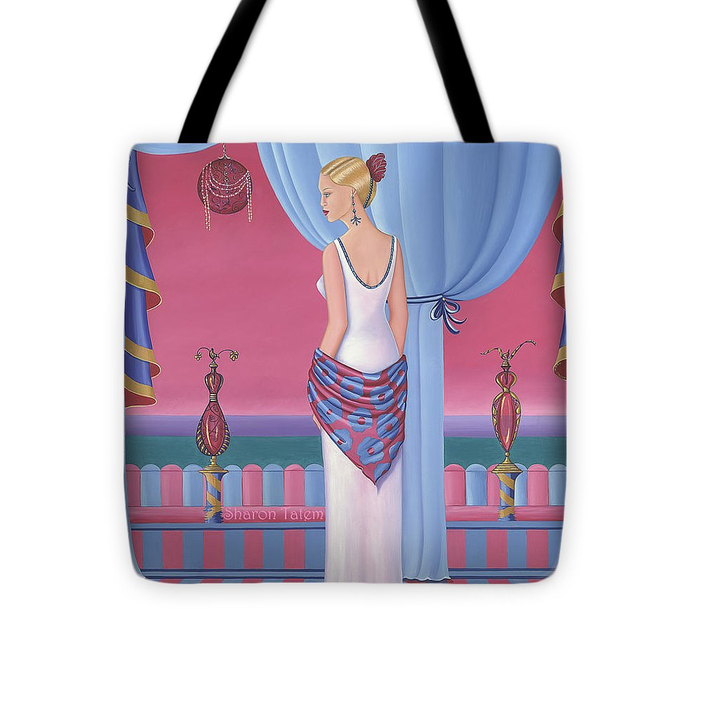 Perfume - Tote Bag - Sharon Tatem Fashion
