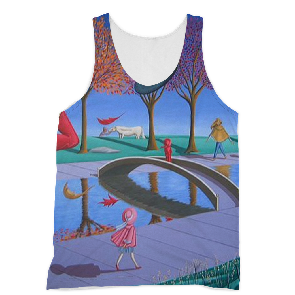 Tank top Day in the Park - Sharon Tatem Fashion