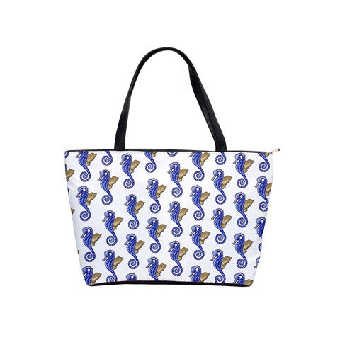 SEAHORSE BUCKET BAG - Sharon Tatem Fashion