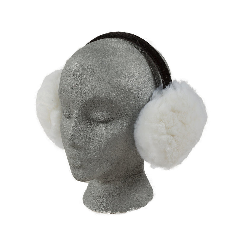 US Sheepskin Deluxe Ear Muffs