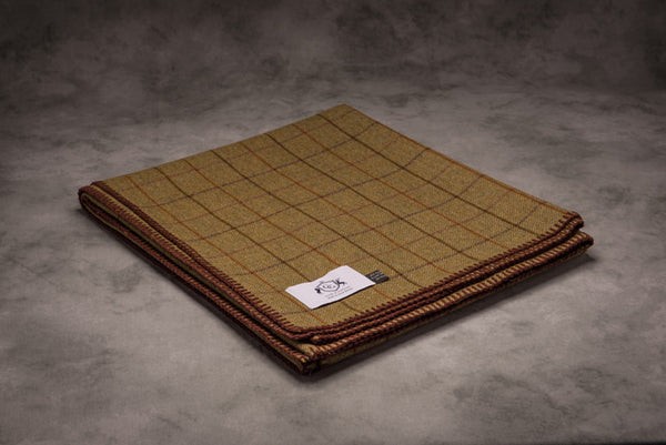 Glaze & Gordon Tweed Throw
