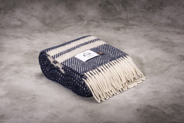 Glaze & Gordon Fishbone Scarf