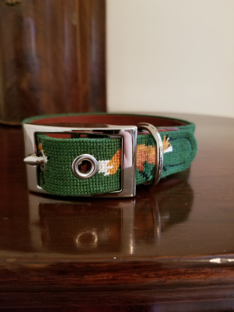 Smathers & Branson Fox Dog Collar