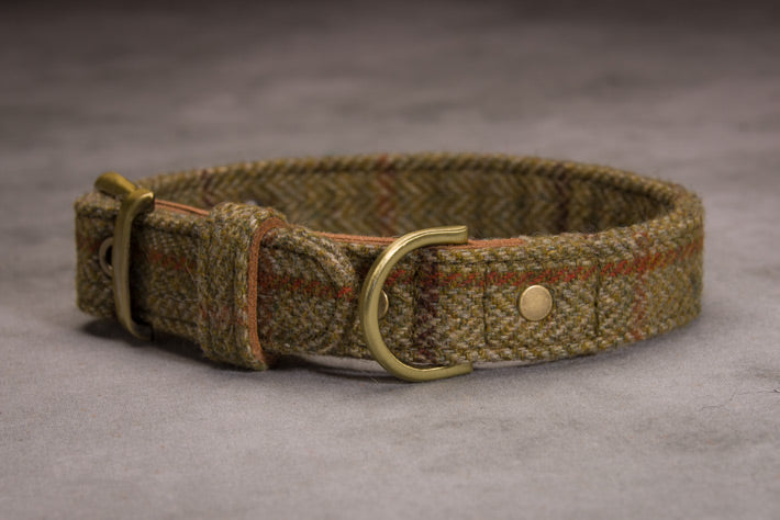 Glaze & Gordon Darlington Tweed Collar