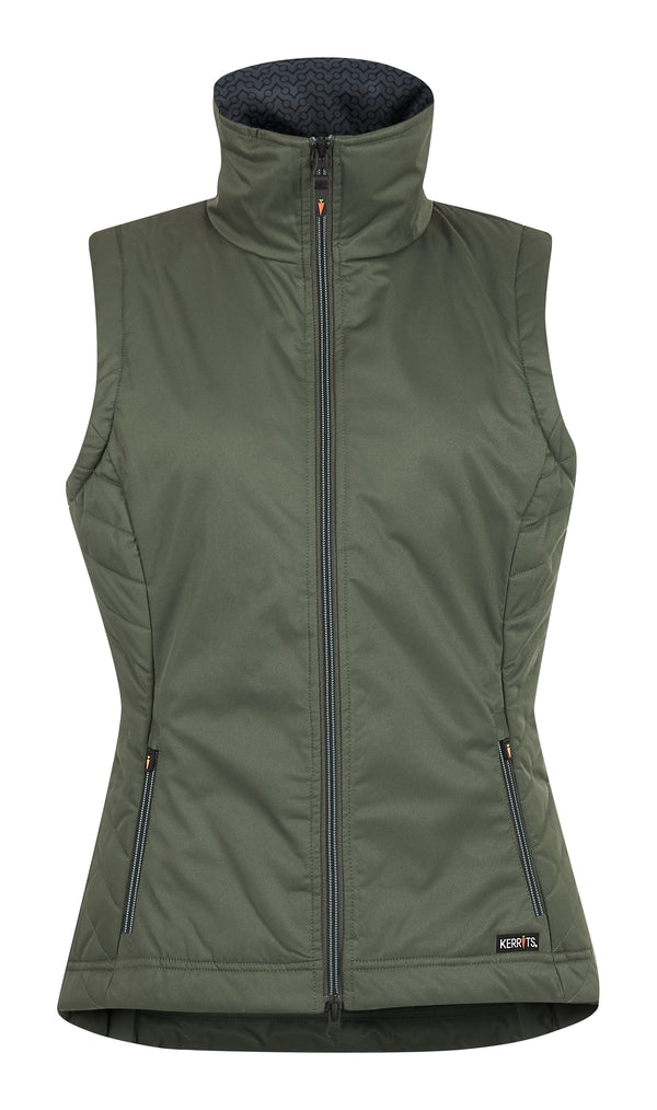"Kerrits ""A Bit of Puff"" Quilted Gilet"