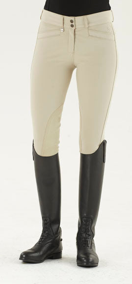 Ovation® Celebrity™ Slim Secret™ Knee Patch Breeches