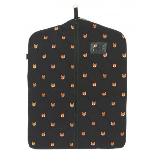 Centaur'ΠFox Design Embroidered Garment Bag