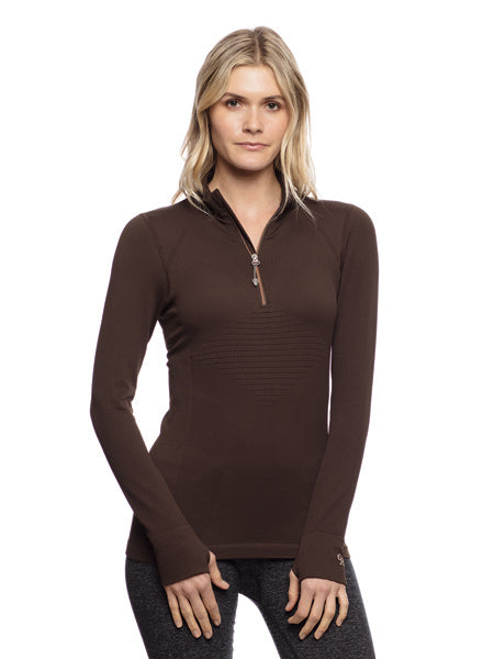 Goode Rider Long Sleeve Seamless Compression Shirt