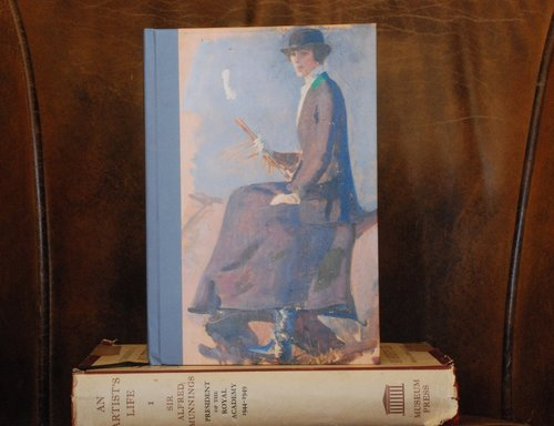 "Munnings ""Duchess of Westminster"" A5 Notebook"