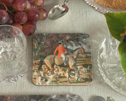 "Munnings ""Edge of the Wood"" Coaster"