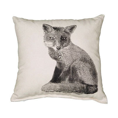 Eric & Christopher Fox Cushion
