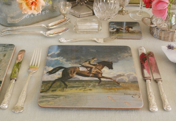 "Munnings ""Going Up to the Canter"" Placemat"