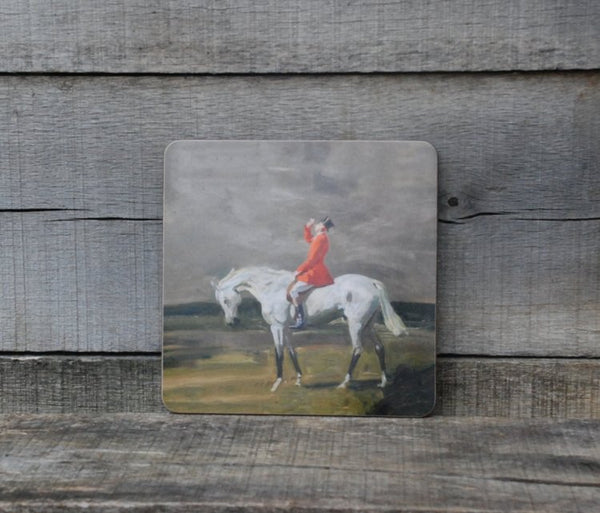 "Munnings ""Huntsman in a Landscape"" Placemat"
