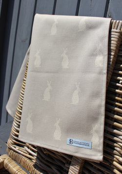 Sophie Botsford Hare Tea Towel